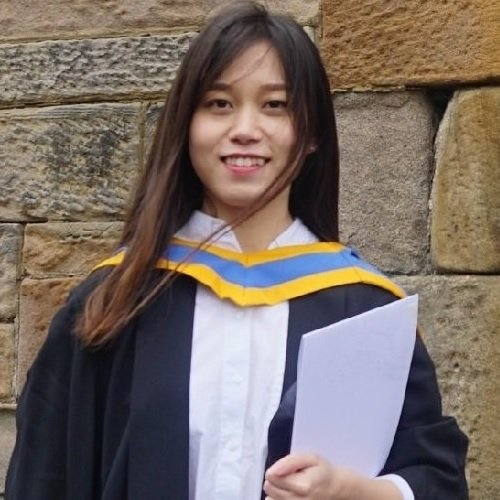 Siyu Luna Luo MSc Business Translation and Interpreting 500x500