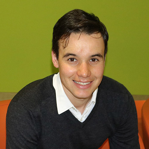 Bryce Wray, Human Rights Law LLB student