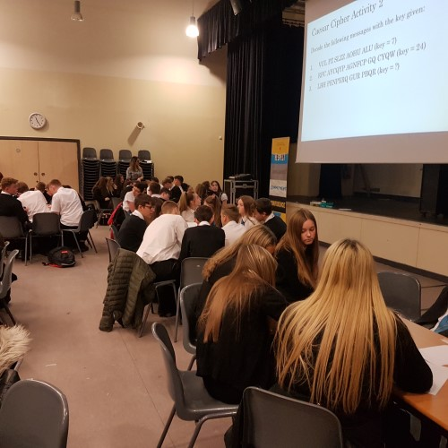 Clydebank HS Maths Week Scotland 2019