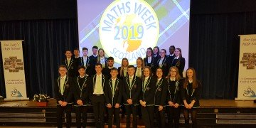 Our Lady's High School Maths Week 2019