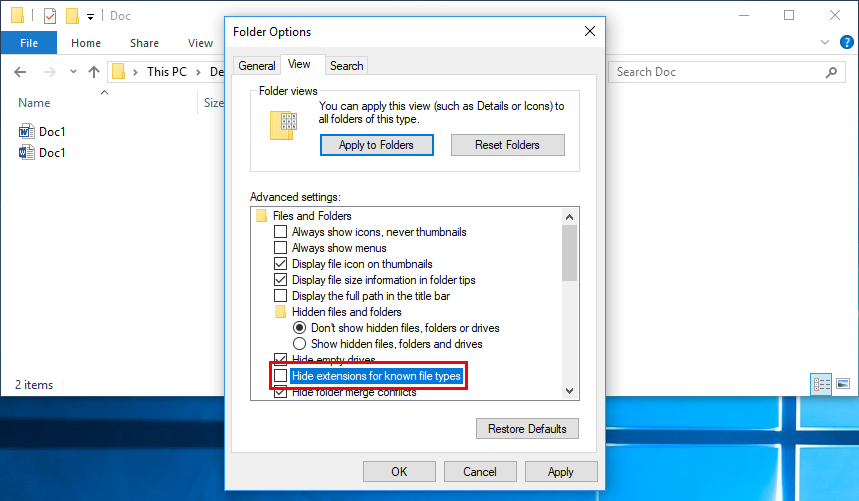 Convert a Microsoft Word DOC file to DOCX | University of