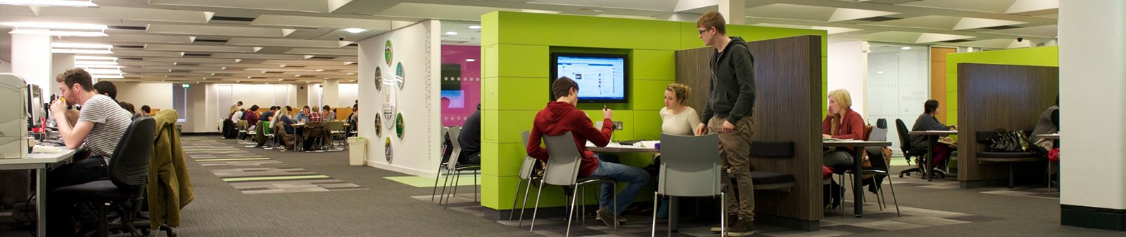 Library tours | University of Strathclyde